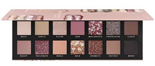 Slim Eyeshadow Palette Nr. 010 Courage Is Beauty 10 g