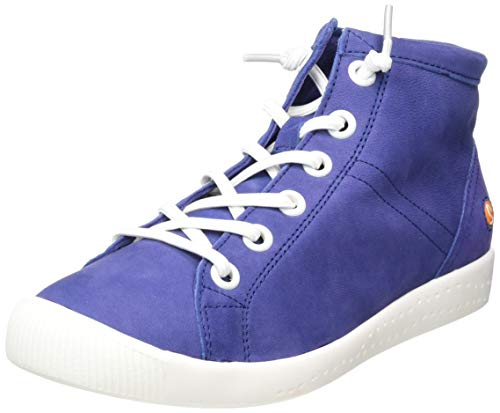 Softinos Damen ISLEEN2586SOF Hohe Sneaker, Violett (Purple 005), 40 EU