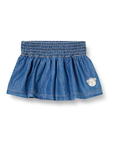 Bellybutton mother nature & me Rock Jeans Jupe, Bleu (Blue Denim|Blue 0013), 92 Bébé Fille