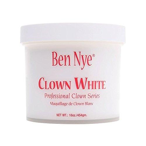 Ben Nye Clown White Makeup CW-5 (16 oz)