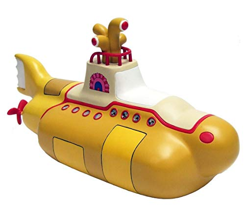 Photo of Factory Entertainment Beatles-Yellow Submarine Polyresin Maquette