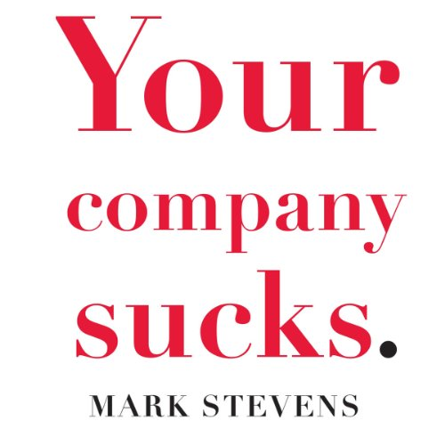 Your Company Sucks audiobook cover art