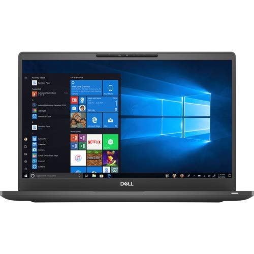 "Dell Latitude 7300 13.3"" FullHD Laptop – Core i5 8365U, 16GB DDR4, 1TB NVMe Solid State Drive, Wireless 11ac & Bluetooth 5.0, NFC, Finger Print reader, Windows 10 Pro – UK Keyboard Layout (Renewed)"