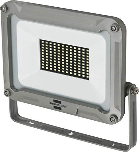 Brennenstuhl LED Strahler JARO 7000 / LED-Leuchte für außen (LED-Außenstrahler zur Wandmontage, LED-Fluter 80W aus Aluminium, IP65)