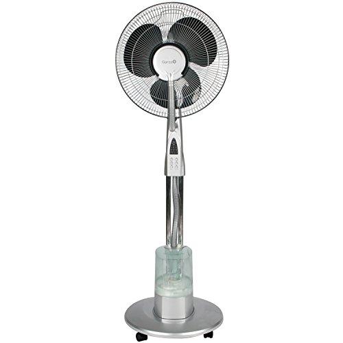 Garza Ciclón - Ventilador de Pie con Humidificador y Mando a Distancia, 85 W