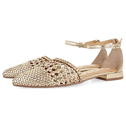 Gioseppo Gillett, Zapatos Tipo Ballet Mujer, Oro, 40 EU