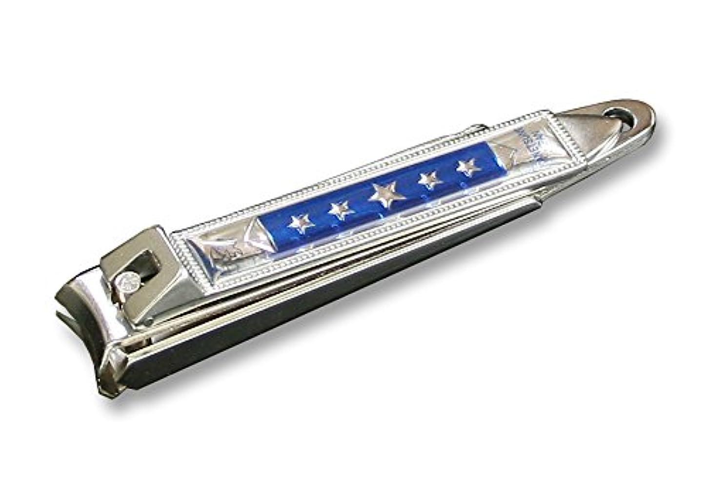 望みサドルパーティーKC-050BL 関の刃物 関兼常 チラーヌ爪切 大 青