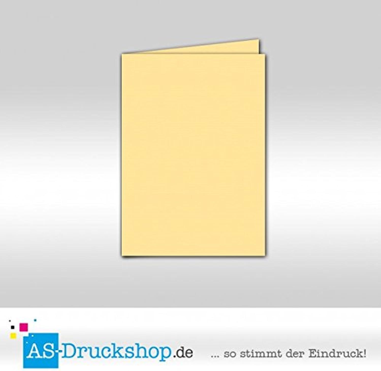 Faltkarte Doppelkarte - Citro 100 Stück DIN A5 B0794XB76Q      Creative