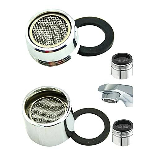 True Face Tap Aerator Nozzle Water Saving Faucet Female Male Spout End...