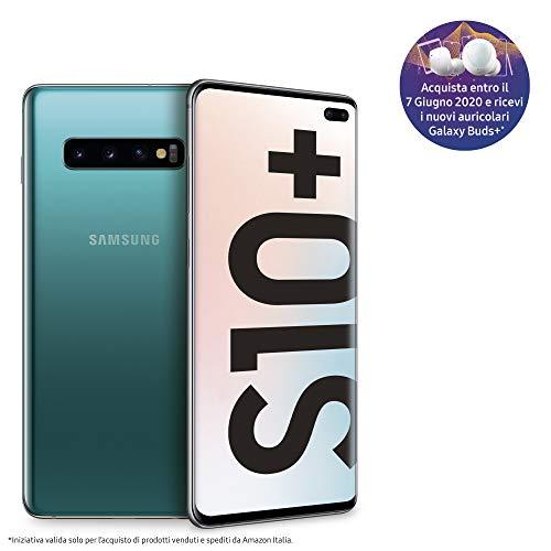 Samsung Galaxy S10+...