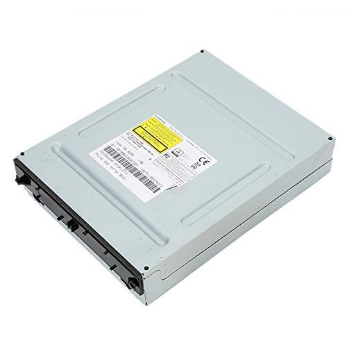 Pusokei Unidad de DVD de Disco Compacto, Controlador de DVD de Repuesto para Xbox 360, Unidades ultradelgadas DG-16D5S, con Destornillador(DG ‑ 16D5S)