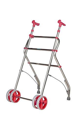 Forta fabricaciones - Andador para ancianos FORTA AIR - Coral