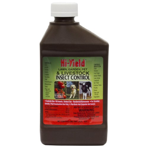 Hi-Yield Lawn, Garden, Pet and Livestock Insect Control