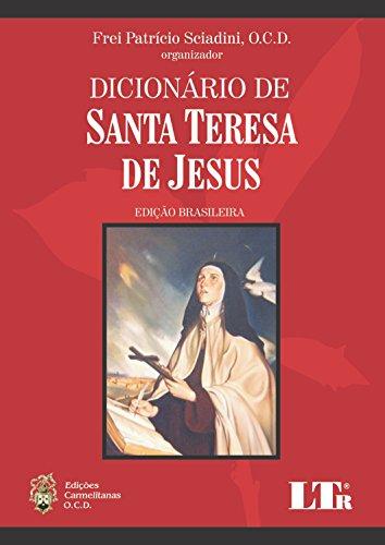Dicionário De Santa Teresa De Jesus