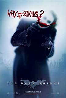 The Dark Knight Poster Movie (27 x 40 Inches - 69cm x 102cm) (2008) (Style B)