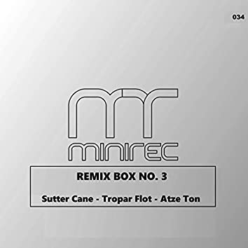 Atze Ton Pres. Remix Box No. 3