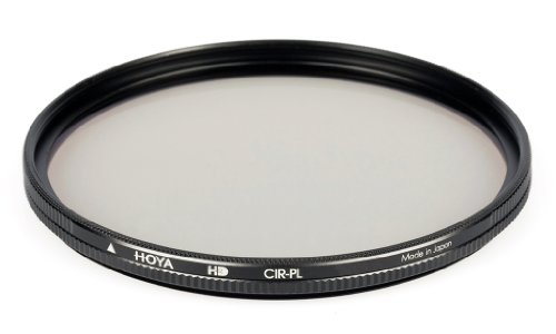 Hoya HD Polarisationsfilter Cirkular 62mm