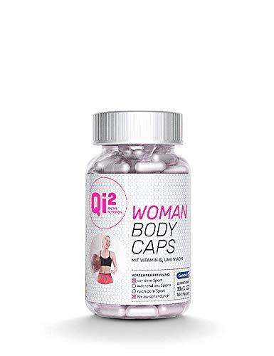 Qi² WOMAN Body-Caps mit L-Carnitine 100 Kapseln