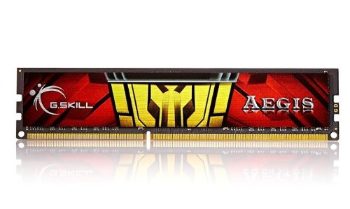 G.Skill Aegis - Memoria RAM de 8 GB (PC-1333 CL9S)