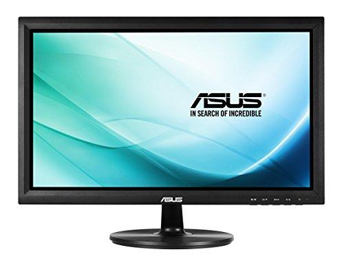 "ASUS VT207N 19.5"" HD+ 1600x900 DVI VGA USB Back-lit LED TouchScreen Monitor"