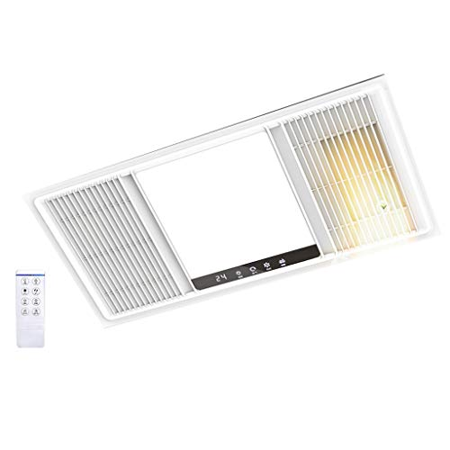 Bathroom Heaters Badheizkörper 2400W Deckenheizkörper Intelligente Temperaturregelung Variables Licht Heizung Auspuff Beleuchtung Multifunktionslampe