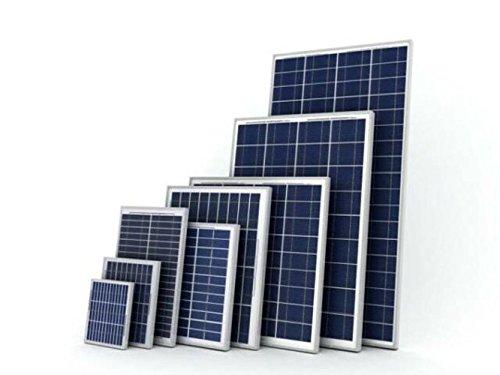 12 vmonster 40 W 18 V Panneau solaire PV Module photovoltaïque Générateur d'alimentation soleil Collector