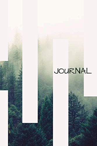 Journal: Forest (Hiking Journal, Diary, Notebook)