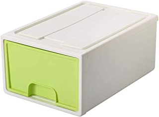 Ouqian-Home Table de Chevet Commode Tiroirs Armoire de Rangement Tiroir Boîte de Rangement en Plastique tiroirs Boîte de R...