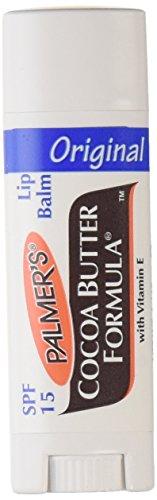 Palmers Cocoa Butter Formula Moisturizing Lip Balm SPF 15 0.15 oz (Pack of 6)