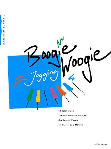Boogie Woogie Jogging für Klavier (DV 31095)