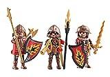 PLAYMOBIL 9838 - 3 Bandidos Burnham