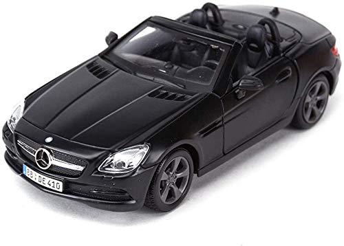 1/24 Mercedes Benz SLK Original-Simulation Legierung Auto-Modell, Sportwagen Erwachsene Metall Spielzeug Vorgefertigte Modell