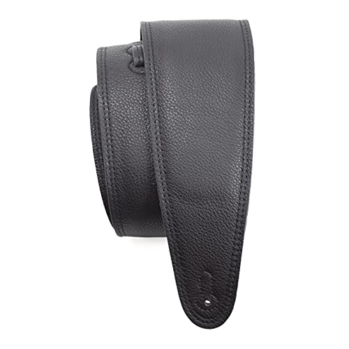 """Perri's Leathers Ltd Guitar Strap, 3.5"""" Wide Padded Leather,..."""