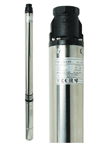 Bomba sumergible 3,5 SC 2/18, 70 L/min, 1500 W, 400 V, triph