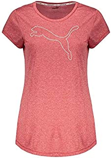 Camiseta Puma Active Heather Feminina