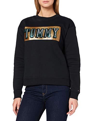 Tommy Hilfiger Hanna C-nk Ls damska bluza z długim rękawem