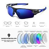Zoom IMG-2 occhiali da sole sportivi polarizzati