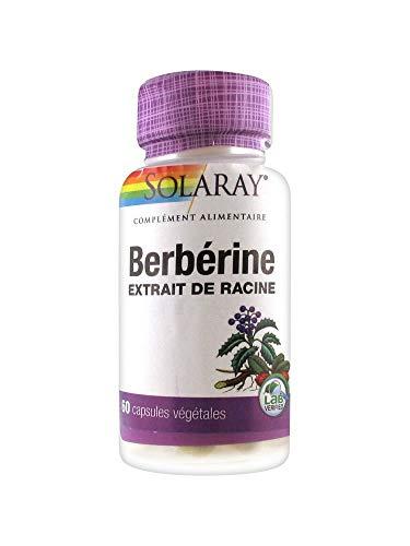 Berberine - Berberina 60 vegcaps