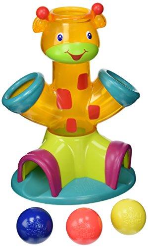 Bright Starts/Kids II 8493 Gioco di Azione Reazione con Palline, Multicolore