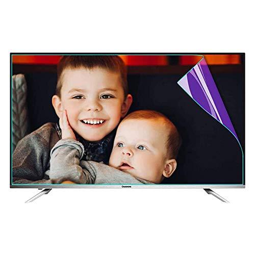 AJDGL Protector de Pantalla de TV de 43 Pulgadas - Filtro de Pantalla Anti luz Azul, antirreflejo, Alivio de la Fatiga Ocular para LCD, LED, OLED y QLED 4K HDTV (942x529 mm)