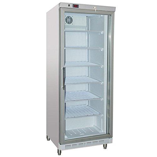 Armoire réfrigérée négative 600 L blanc GN 2/1 - Porte Vitrée