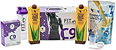 clean 9 forever living price