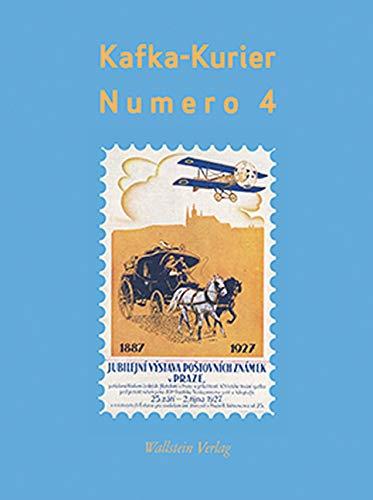 Buchseite und Rezensionen zu 'Kafka-Kurier: Numero 4 (Kafka-Kurier (Hg. von Roland Reuß und Peter Staengle))' von Roland Reuß