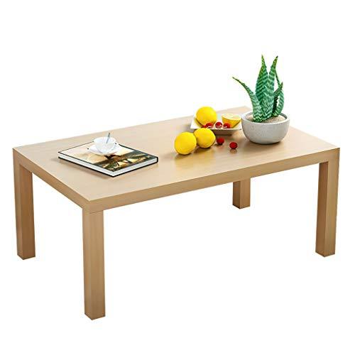 Patio Tables Basses Supports de Télévision Meubles d'appoint Tables d'extrémité Canapé Table de Travail Stable et Robuste Commodité Multipurpose Espresso Wood pour Petit Salon de Restaurant