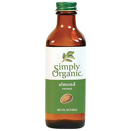 Simply Organic Almond Extract, Certified Organic | 4 oz