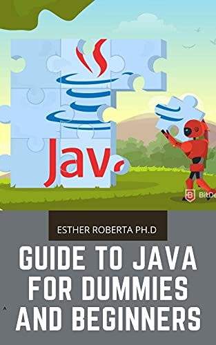 GUIDE TO JAVA FOR DUMMIES AND BEGINNERS : Guide On Programming Basics for Absolute Beginners (English Edition)