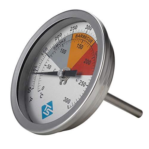 Yihaifu Barbecue termometro Dial termometro della Cucina del termometro di Cottura Portatile 0-300 ℃ Cucina Che Cucina indicatore della Temperatura