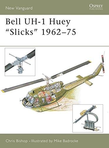 New Vanguard 87: Bell UH-1 Huey