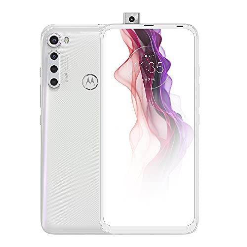 AT&T Motorola One Fusion Plus Blanco Frost 128 Gb