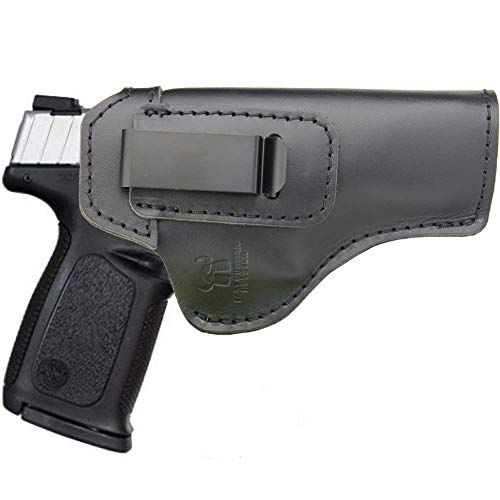 IWB Holster Fits: S&W SD9VE and SD40VE - Inside Waistband Concealed Carry Pistols Holster (Righe Side)